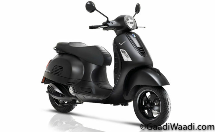 Vespa Notte Launched in India, Price, Specs, Mileage, Booking, Features
