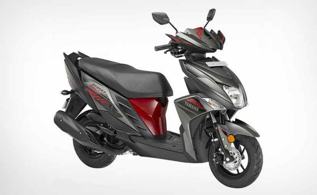 Yamaha Cygnus Ray ZR Street Rally Edition 1