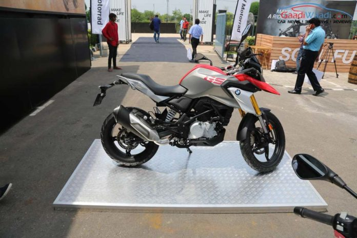 bmw g310 r and bmw g310 gs launch pics -110
