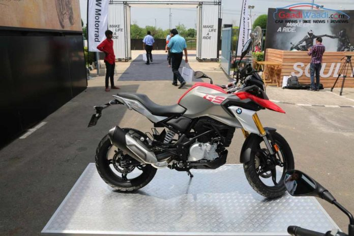 bmw g310 r and bmw g310 gs launch pics -113