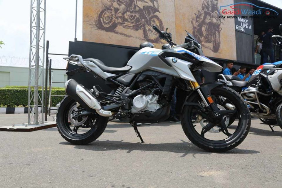 bmw g310 r and bmw g310 gs launch pics -12