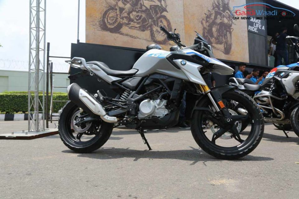 bmw g310 r and bmw g310 gs launch pics -13