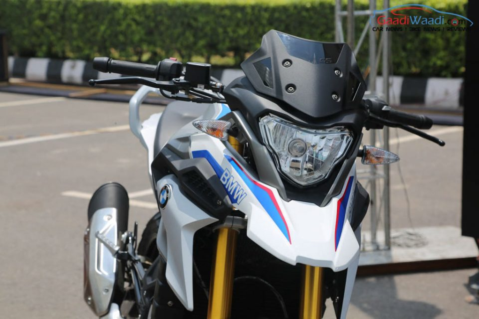 bmw g310 r and bmw g310 gs launch pics -6