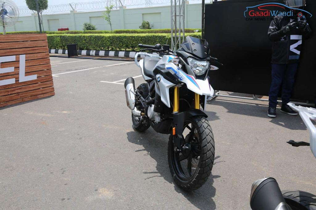 bmw g310 r and bmw g310 gs launch pics -7