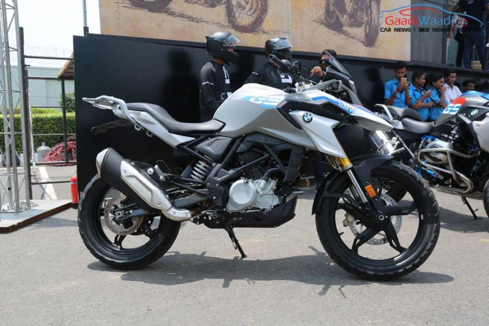 bmw g310 r and bmw g310 gs launch pics -8