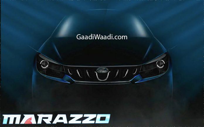 mahindra marazzo mpv photo
