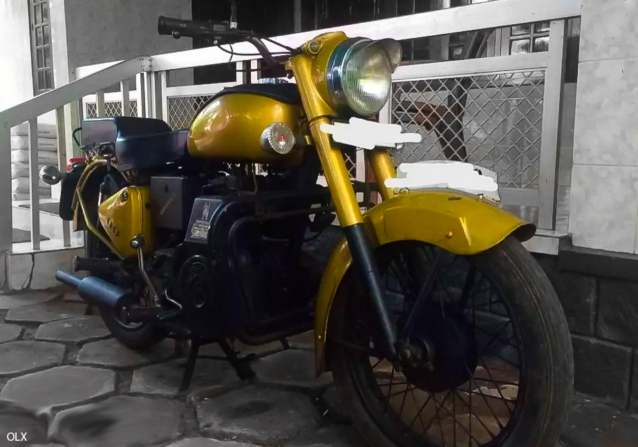 1980 Diesel Royal Enfield Bullet From Just Rs  60,000 | 85