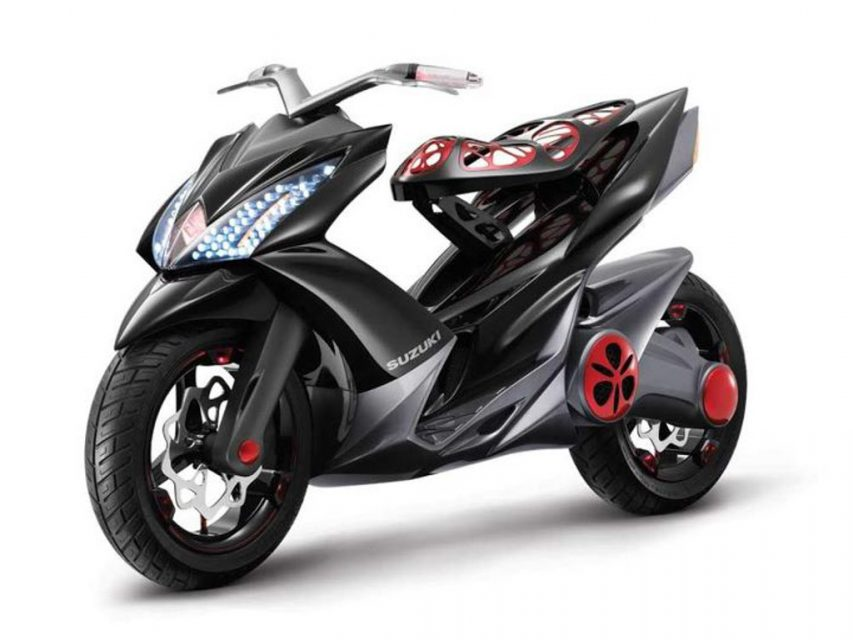 suzuki electric two wheeler india launch