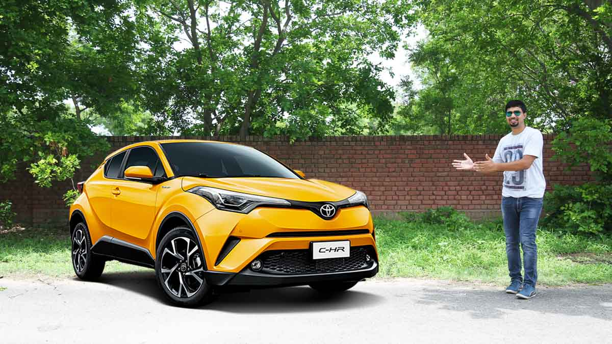 Toyota Ch R Has Style And Charisma To Be Next Big Thing In India