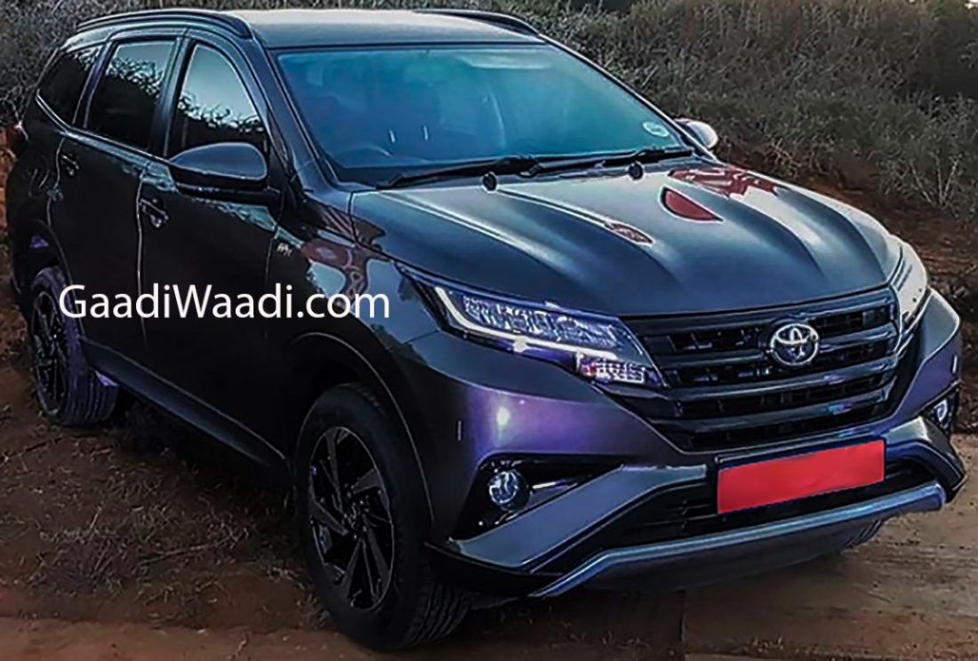 toyota rush testing to begin soon in india, launch likely next year