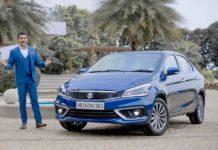 2018 Maruti Ciaz Facelift Review By Ranveer Singh Is Contagious - Video