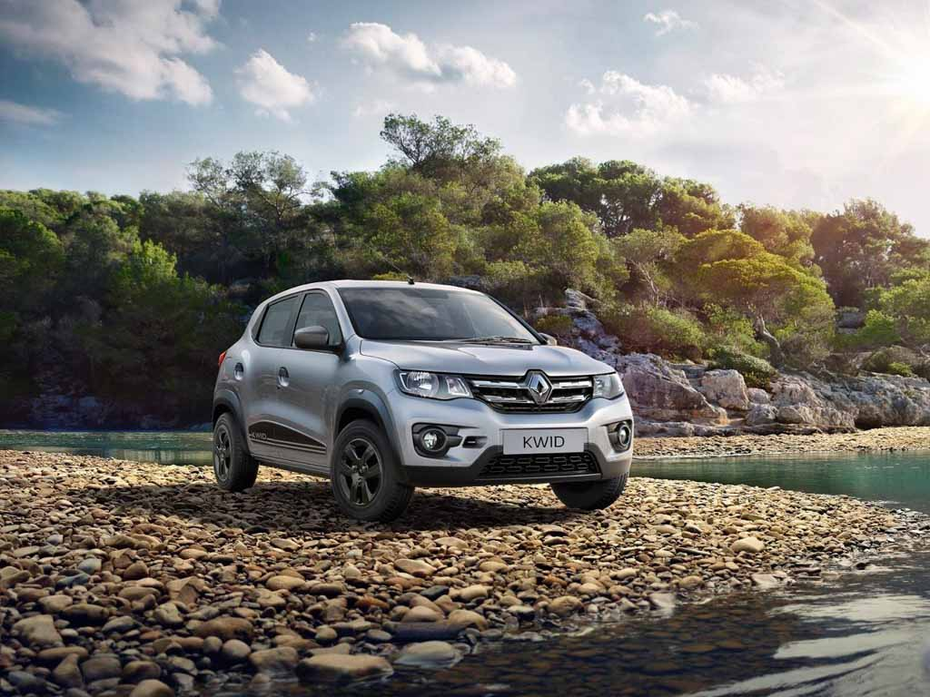 2018 Renault Kwid Launched India Price Specs Booking 1 (Kwid Sales Drop)