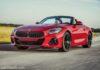 2019 BMW Z4 M40i Front