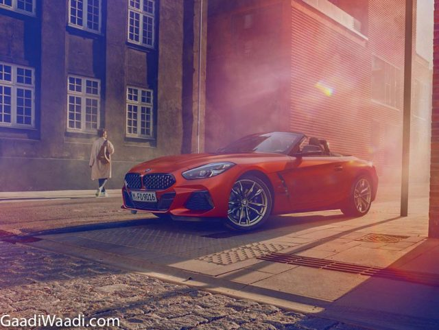 2019 BMW Z4 M40i Front View