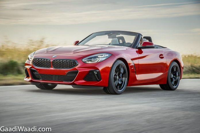 2019 BMW Z4 M40i Roadster Revealed