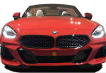 2019 BMW Z4 Sports Car Leaked Online