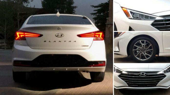 2019 Hyundai Elantra Design
