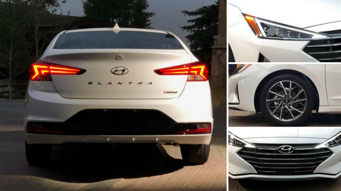 Genesis Auto Sales >> 2019 Hyundai Elantra Design To Create New Benchmark In segment