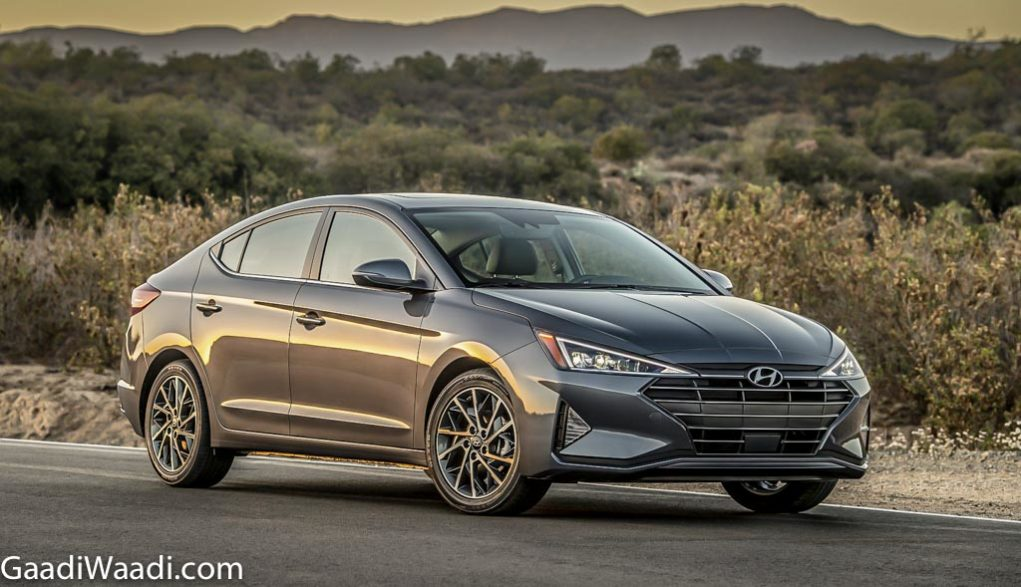 2019 New Hyundai Elantra India Launch, Price, Specs, Interior, Features, Mileage