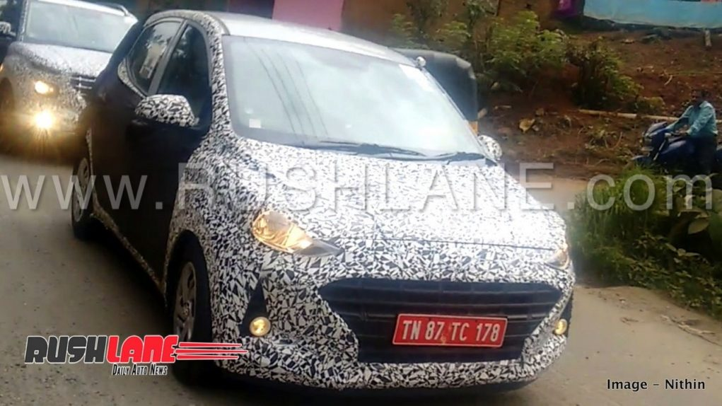 2019 hyundai grand i10 qxi images front three quarters