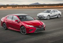 2019 toyota camry (toyota camry sales decline)