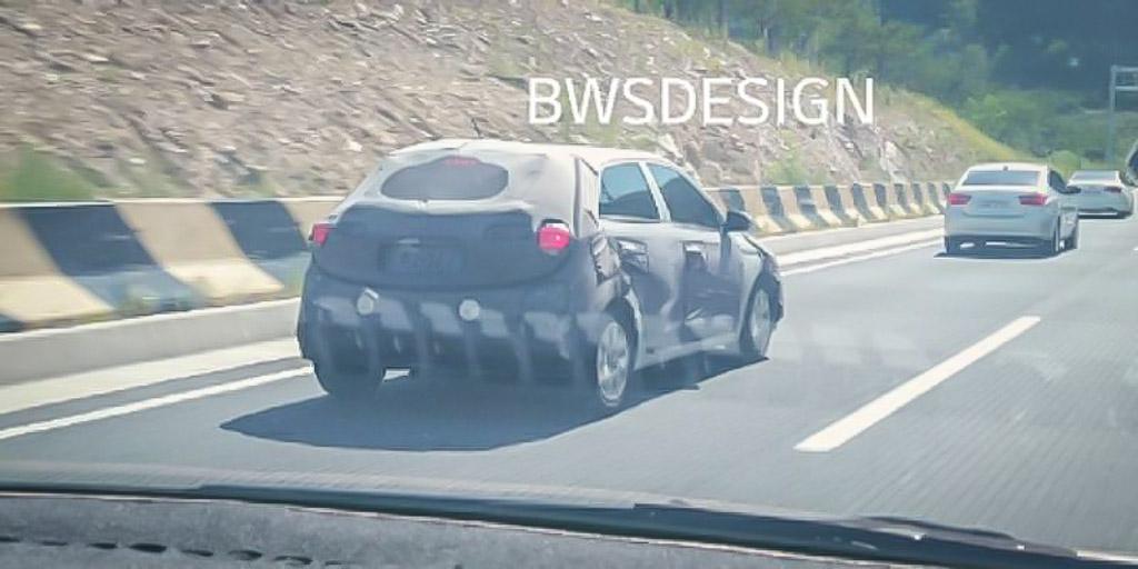 2020 Hyundai Elite i20 Spied