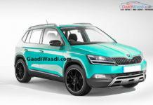 India-Bound Skoda Compact SUV
