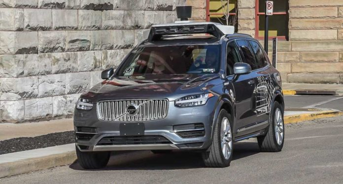 Autonomous XC90 Killed Woman Uber Didn't Turn Off In-Built Safety_