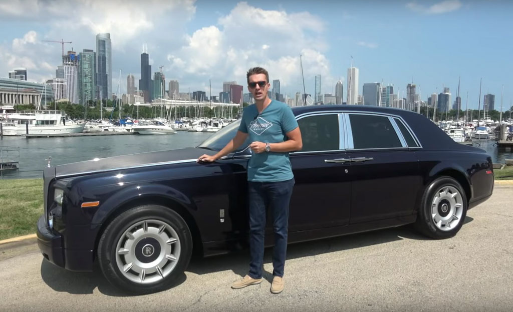 BARGAIN OF CENTURY- YouTuber Buys Used Rolls-Royce For Just Rs. 55 Lakh