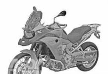 2018 BMW F850 GS Adventure Unveiled In Patent Images