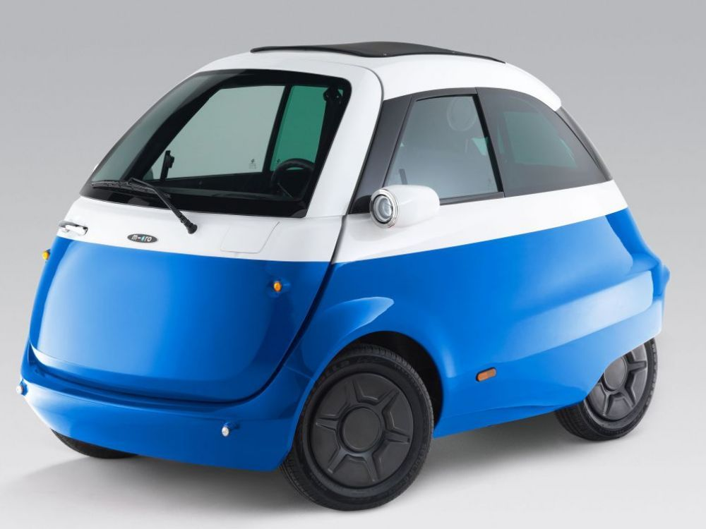 Microlino Resurrects The Iconic BMW Isetta – Gives It Modern