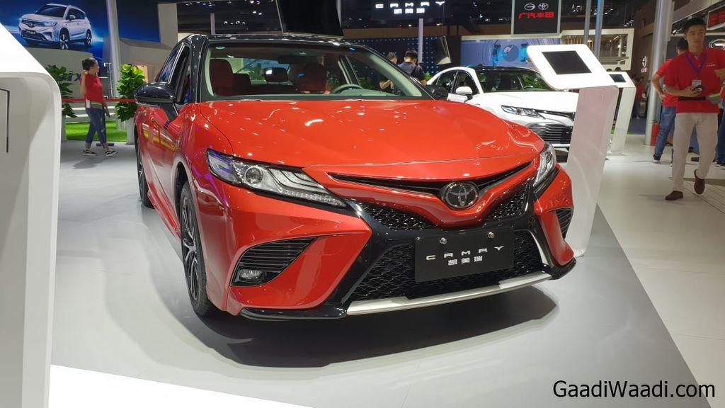China Spec Toyota Camry 1