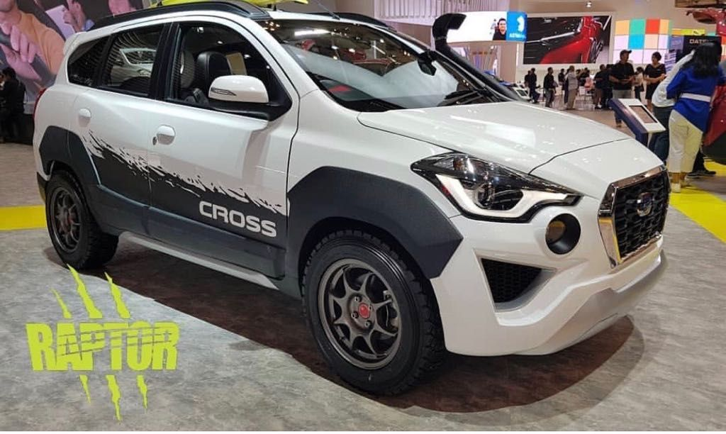 India-Bound Datsun Cross Special Edition Breaks Cover At ...