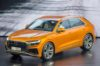 Flagship Audi Q8 SUV Makes Public Debut; India Launch Likely In 2019 (audi q8 pricing )