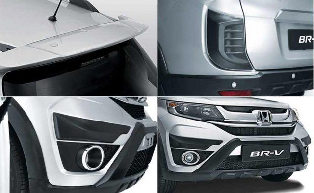 Honda WR-V Alive Edition, Honda City Edge Edition. Honda BR-V Style Edition