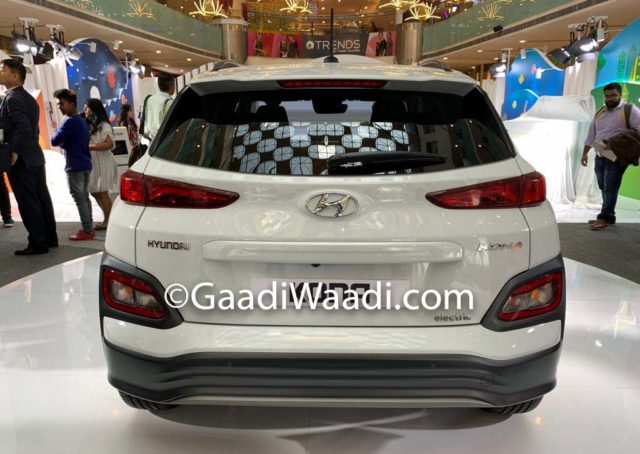 Hyundai Kona EV India Launch, Price, Specs, Features, Range, Interior, Booking