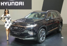India-Bound 2019 New Hyundai Santa Fe Breaks Cover In Indonesia