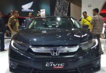 India-Bound 2018 Honda Civic