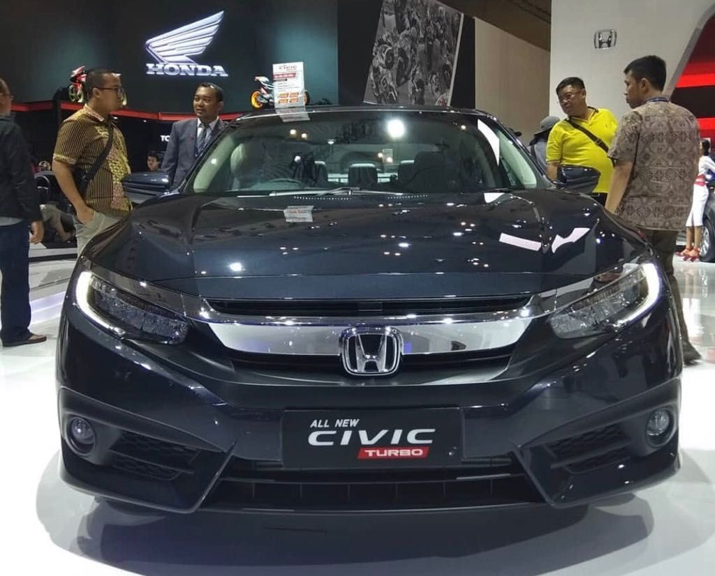 India-Bound 2018 Honda Civic