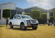 Isuzu-D-Max-Utah-limited-edition-1
