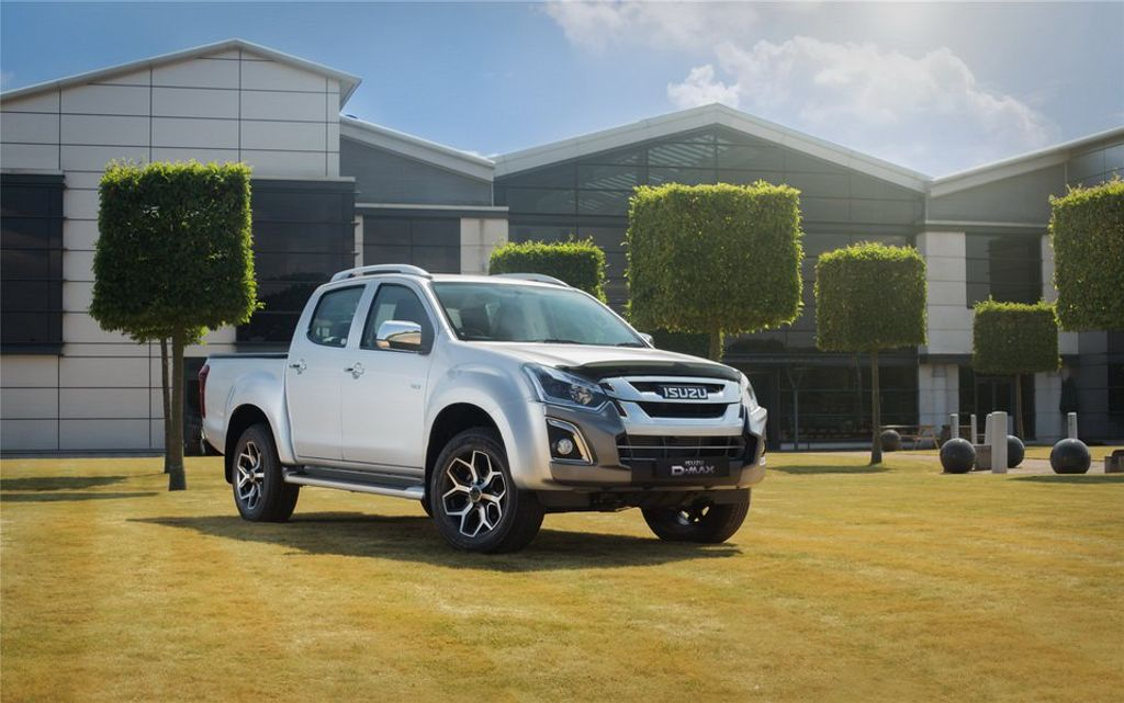 2020 Isuzu D Max Pickup Truck To Become More Premium And Feature Rich