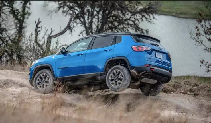 Jeep Compass Trailhawk India Launch