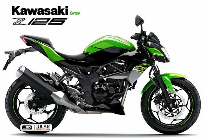 Entry Level Kawasaki Ninja 125 About To Make Its Global Debut