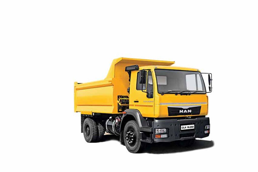 man trucks stopping sales