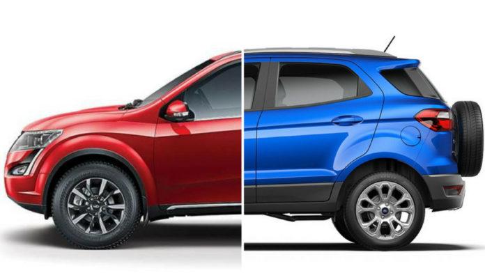 Mahindra Ford Midsize SUV_