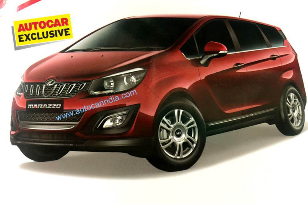 Mahindra-Marazzo-features-list-leaked