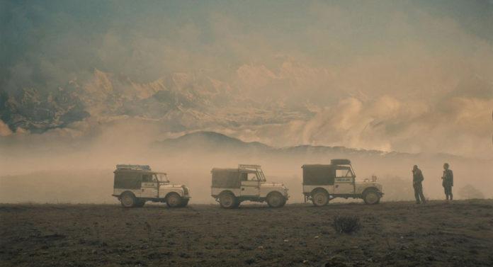 Maneybhanjang land rover 'Land of Land Rovers'