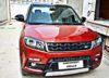 Maruti Vitara Brezza Land Rover Discovery Grille 2