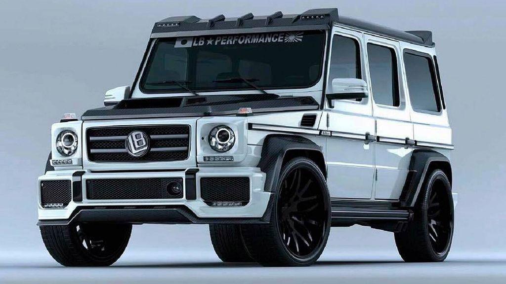 Mercedes-G-Wagon-by-liberty-walk