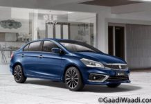 2018 Maruti Suzuki Ciaz Price Comparison